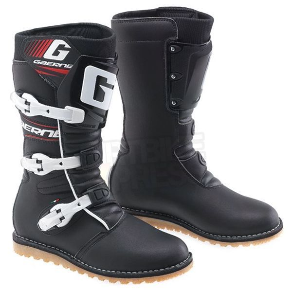 Gaerne Classic Black Trials Boot- Balance
