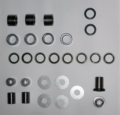 Linkage Bearing & Seal Kit - Gas Gas