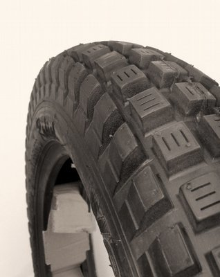 Tire, Rear, Vee Rubber - (Tubeless)