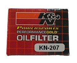 Oil Filter - K&N - KN207 (Beta 4 Stroke)