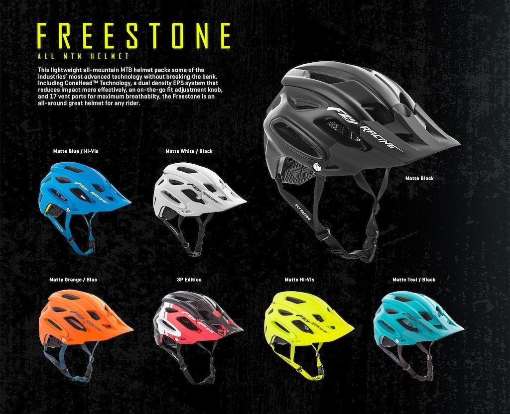 Freestone Helmet