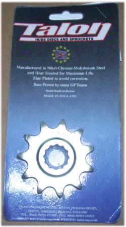 Talon Sprocket - Countershaft - Fantic 95-97