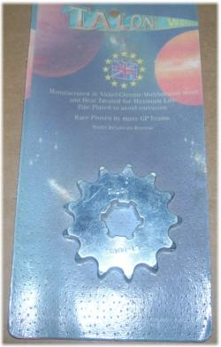Talon Sprocket- Countershaft (Vintage) - Yamaha TY175 75-77