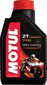 Motul 710 Ester 2-Stroke Oil - 1 Liter