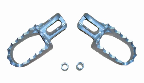 Aluminum Footpegs - (Set of 2)