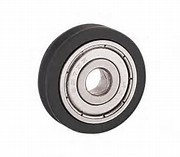 Throttle Pulley with Roller - Jitsie -Black