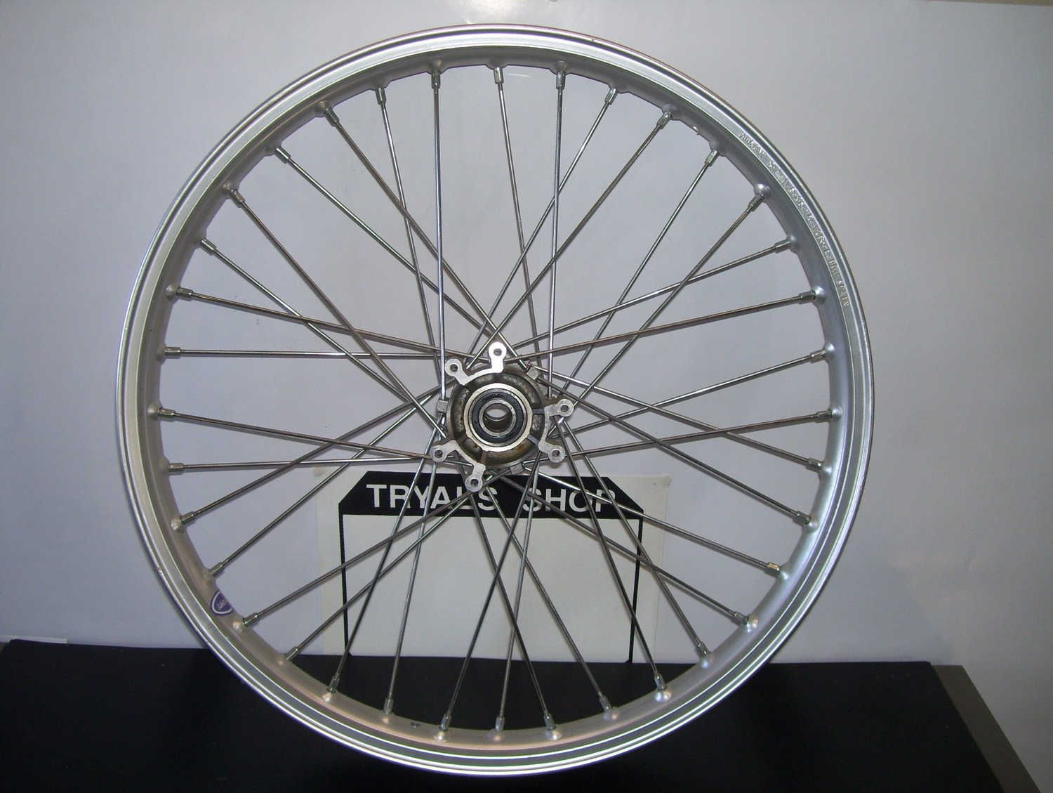 Front Wheel Assembly