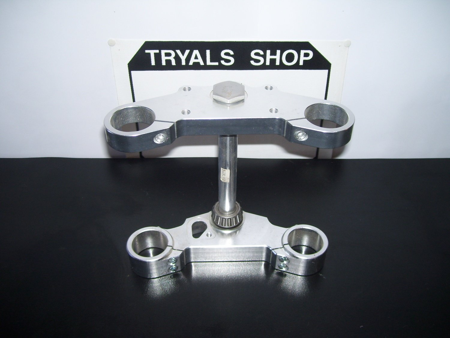 40 MM Billet Fork Triple Clamp Set