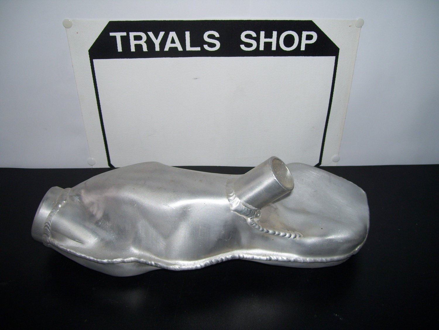Scorpa SY 250 Middle Exhaust