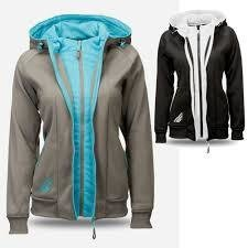 Women's Fly Track Zip Up Hoody