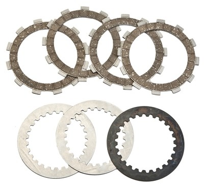 Gas Gas Clutch Disc Set Fiber and Steel