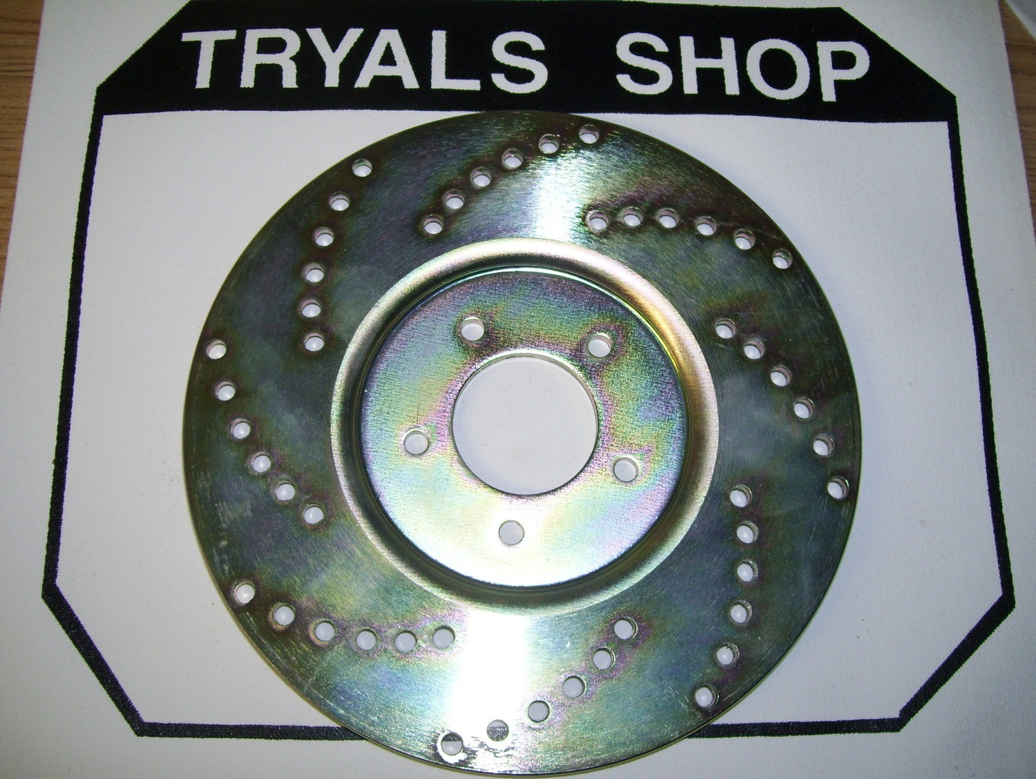 Front Disc