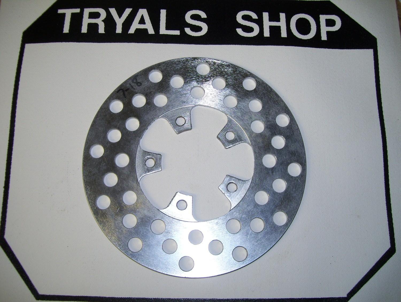 Rear Disc