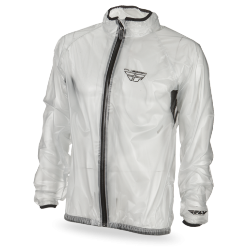 Rain Jacket- FLY - Clear