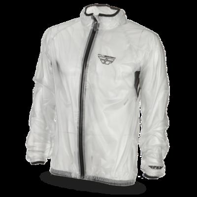 Rain Jacket- FLY - Clear