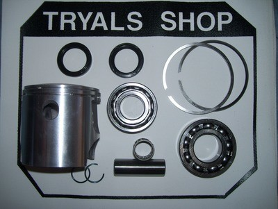 Aprilia Engine Rebuild Kit