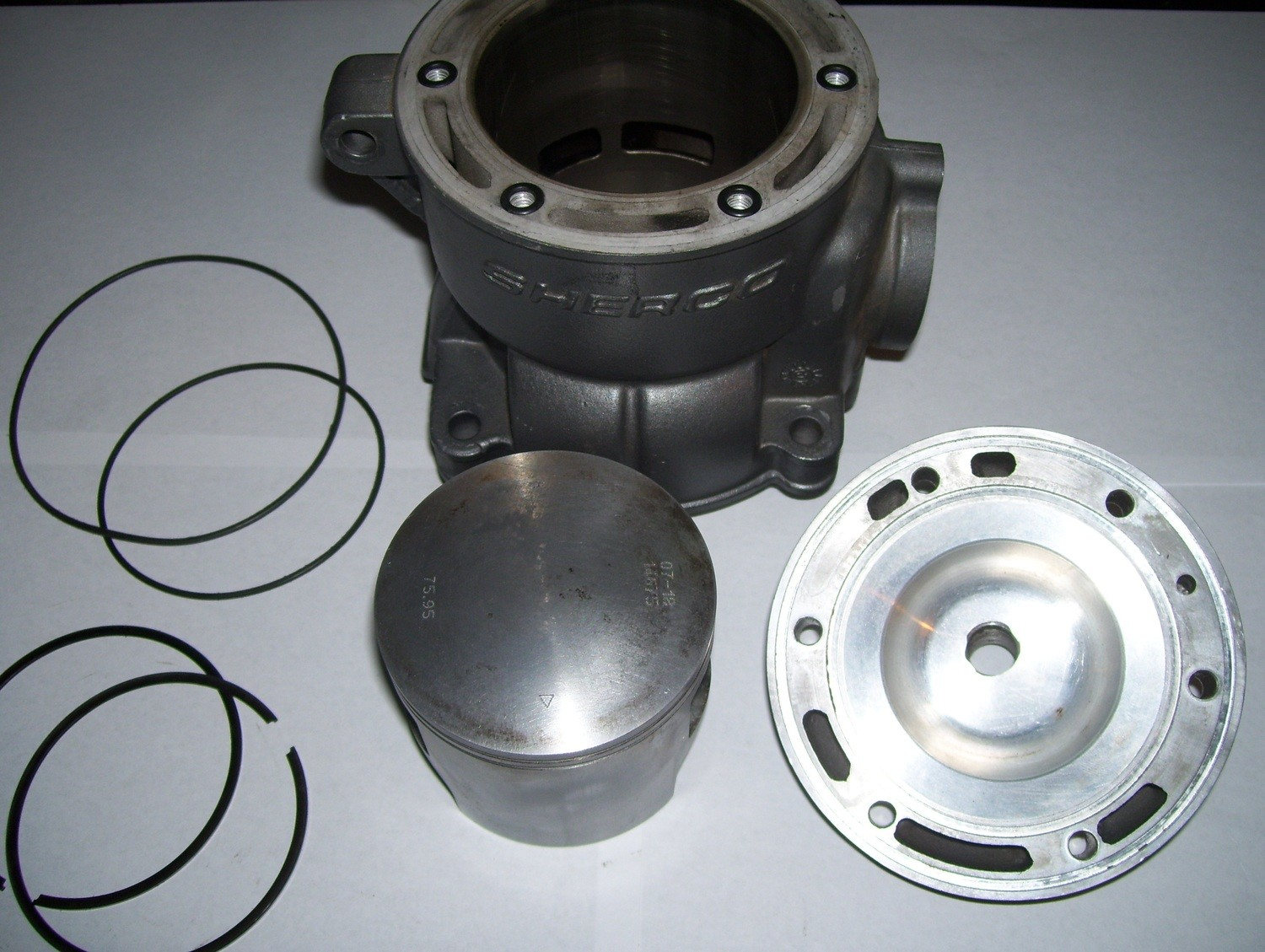 2008 sherco 2.5 cylinder kit