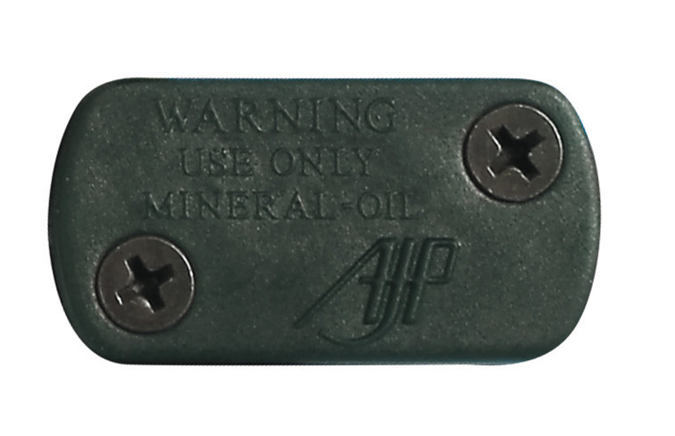 Ajp cover for use with mineral oil