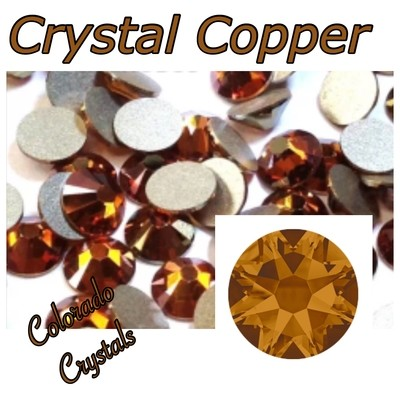 Copper (Crystal) 34ss 2088