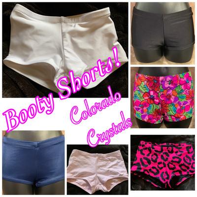 Dance/gymnastics/cheer Shorts Custom made Child