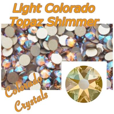 Light Colorado Topaz Shimmer 20ss