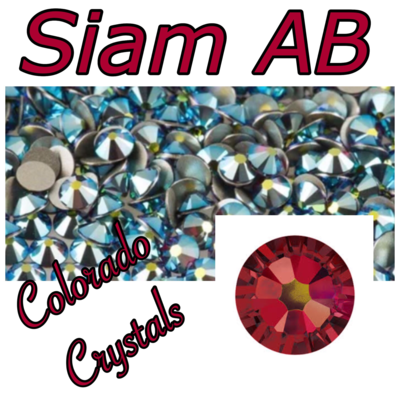 Siam AB 16ss 2058 Limited Crystals