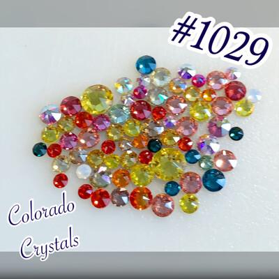 Variety pack Swarovski Crystals 2088