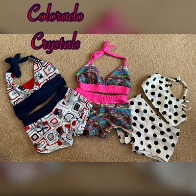 Child Dance outfits for dance, audition, convention gear, costumes