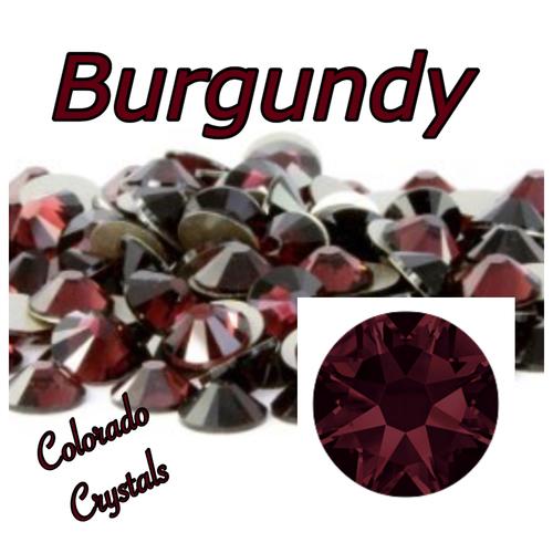 Burgundy 12ss 2058 Limited Swarovski Discount bling