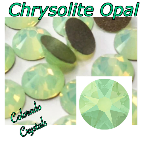 Chrysolite Opal 20ss 2058 Discounted Crystals Swarovski