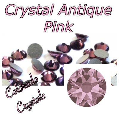 Antique Pink (Crystal) 9ss 2058