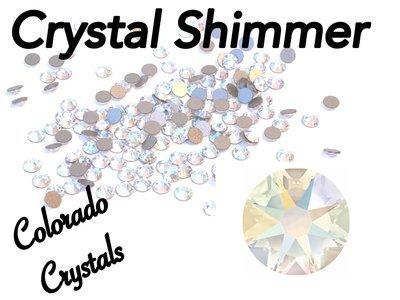 Crystal Shimmer 12ss 2088 Limited Swarovski XIRIUS Rose