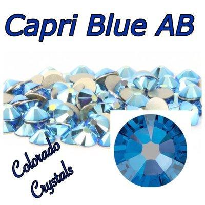 Capri Blue AB 20ss 2088 Limited Swarovski Crystals