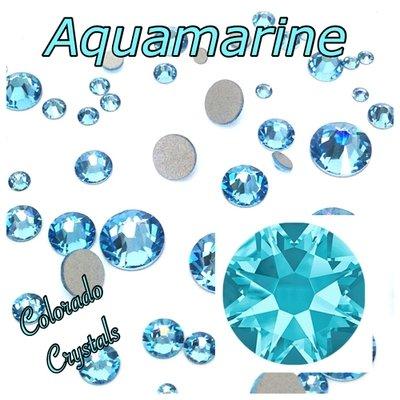 Aqua 34ss (Aquamarine) 2088 Limited Swarovski Large