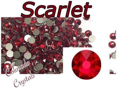 Scarlet 20ss 2088 Swarovski red rhinestones