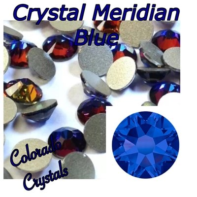 Meridian Blue (Crystal)  12ss 2088