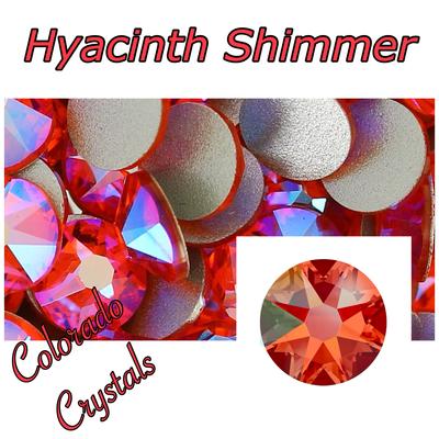 Hyacinth Shimmer 20ss 2088 Limited Swarovski Crystals