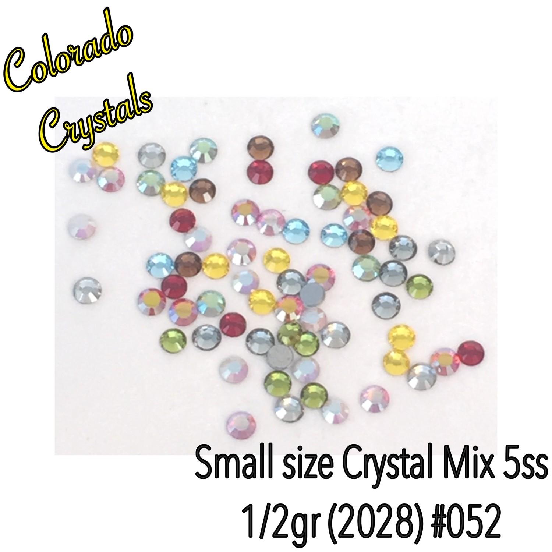 Small Size Crystal Mix 5ss Swarovski