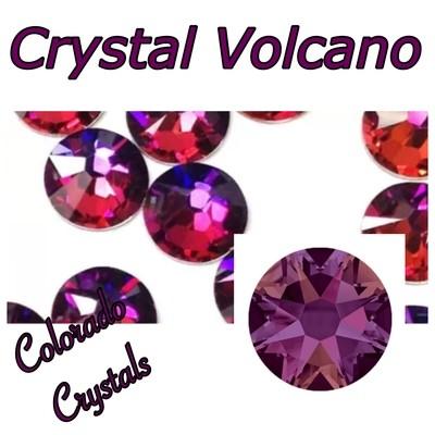 Volcano 16ss 2088 Swarovski XIRIUS Rose Bulk