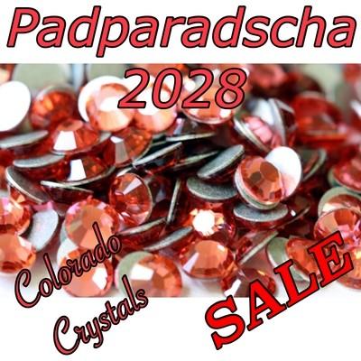 Padparadscha Swarovski Clearance Rhinestones 5ss
