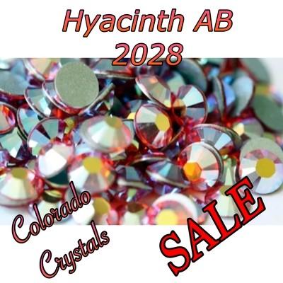 Hyacinth AB clearance Swarovski Crystals 5ss