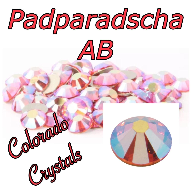 Padparadscha AB 16ss 2058 Price Cut Swarovski Crystals