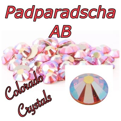 Padparadscha AB 16ss 2058 Price Cut Swarovski Crystals