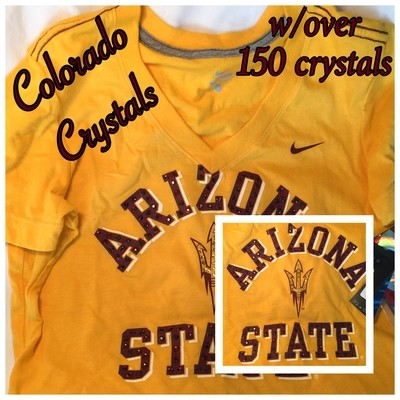 Crystal College T-Shirt Arizona State