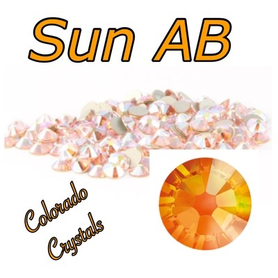 Sun AB 16ss 2058 Closeout Swarovski Elements