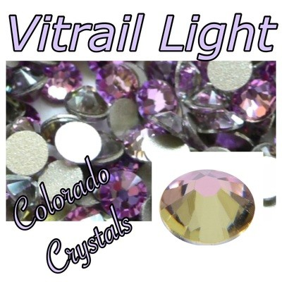 Vitrail Light 12ss 2058 Swarovski Discounted Rhinestones light purple
