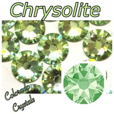 Chrysolite 16ss 2088 Limited Swarovski Light Green crystals