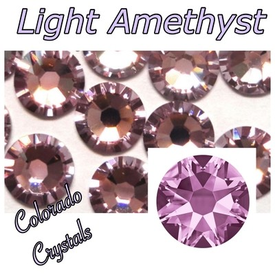 Light Amethyst 16ss 2088 Limited Swarovski Light Purple