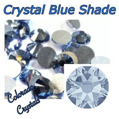 Blue Shade (Crystal) 7ss 2058 Limited Swarovski Nail Art Size