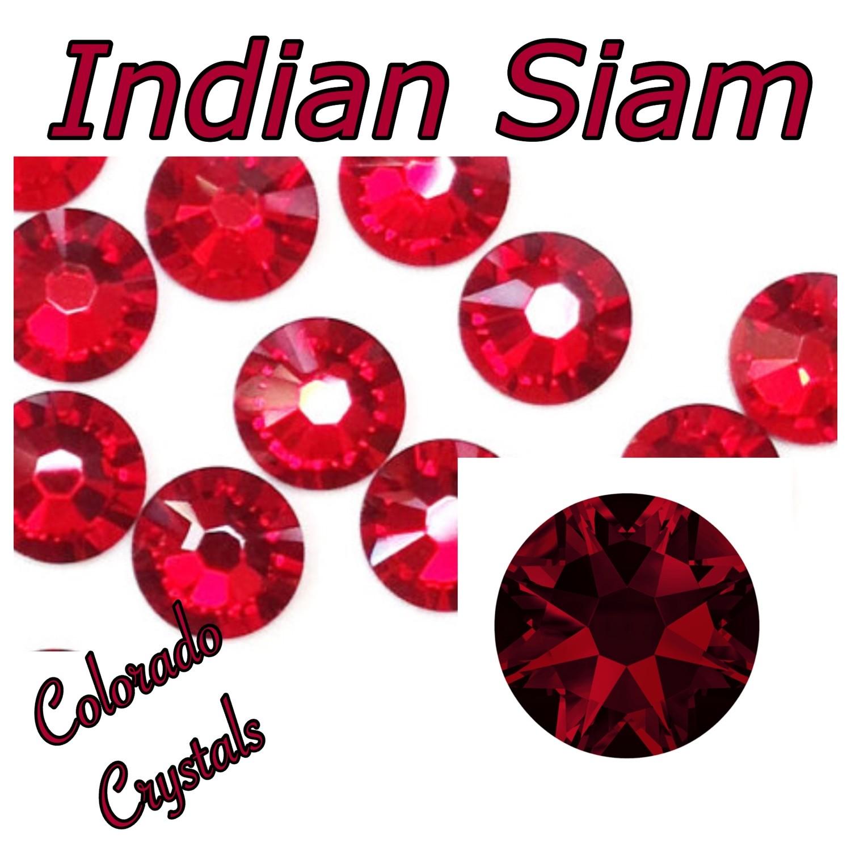 Indian Siam 20ss 2088 Limited Swarovski Rhinestones